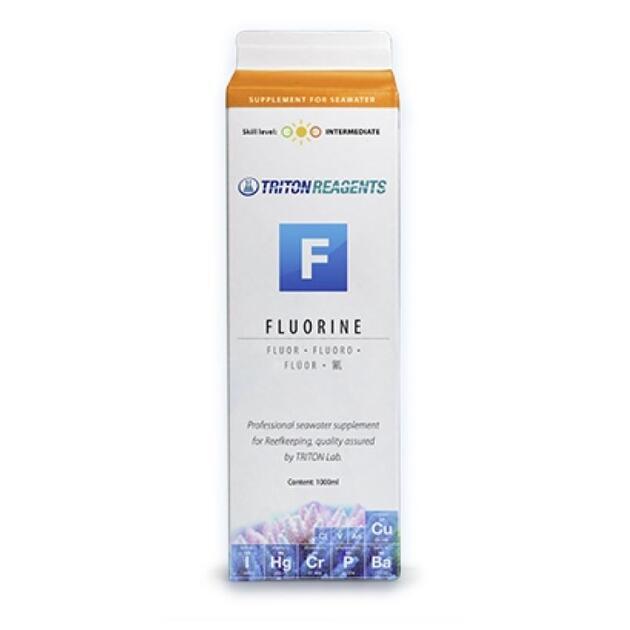 TRITON Reagents FLUORINE 1 Litr