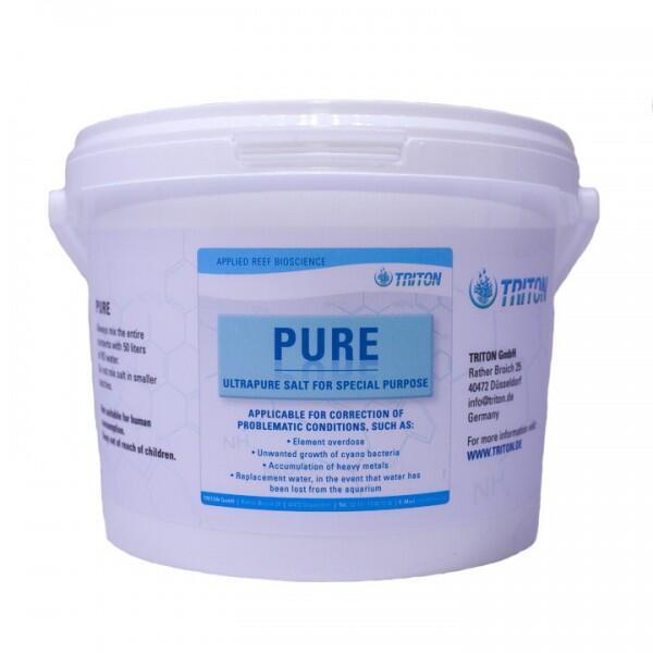 TRITON PURE REEF SALT 2 000 g