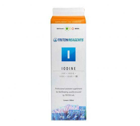 TRITON Reagents IODINE 1 Litr