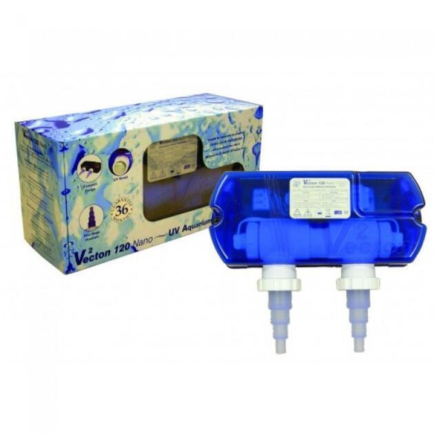 UV lampa V2ecton 120 - 1