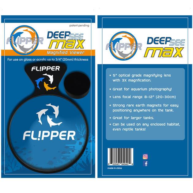 Flipper DEEPSEE MAX Lupa s magnetem - 2
