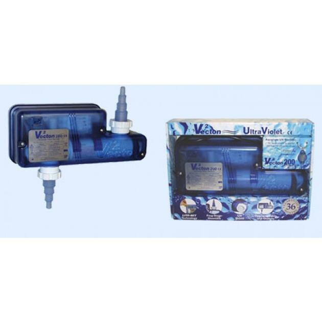 UV lampa V2ecton 120 - 2