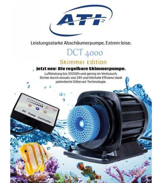 Čerpadlo pro odpěňovače ATI Power cone iS Jebao ATI DCT 4000 - 2
