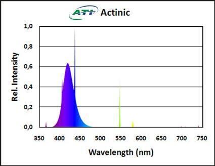 Zářivka T5 - ATI actinic 24W ( 549mm ) - 2