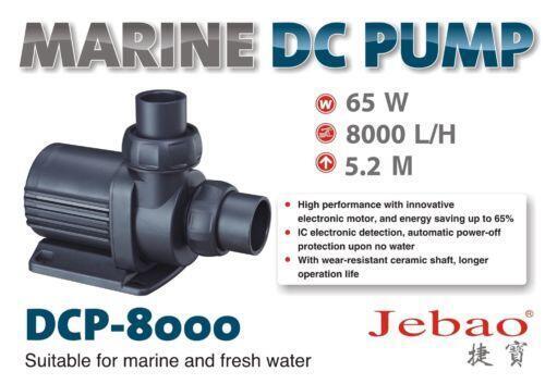 Čerpadlo Jebao DCP 8000 - 2