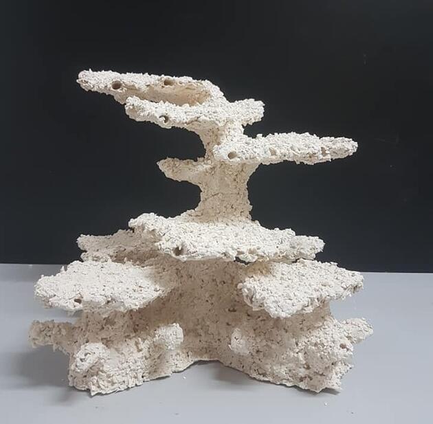 Keramický útes pilíř S vlevo nahoru - 2