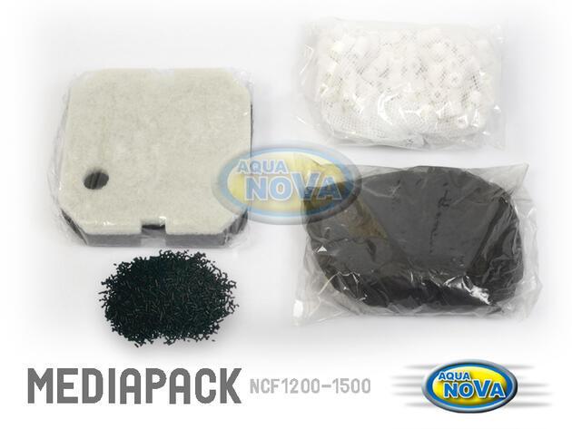 Filtrační sada pro filtry NCF 1000/1200/1500 - 2