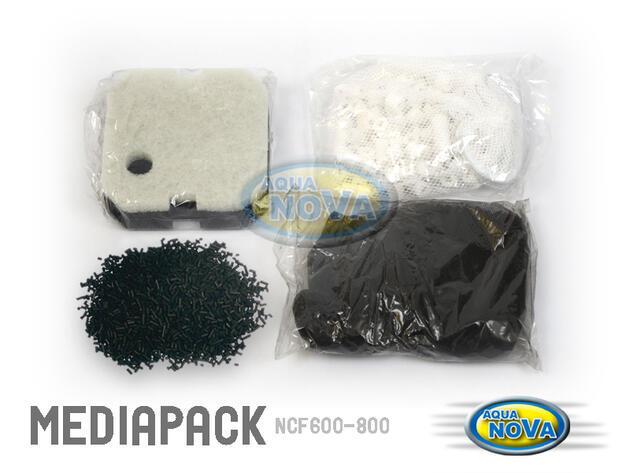 Filtrační sada pro filtry NCF 600/800 - 2