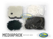 Filtrační sada pro filtry NCF 600/800 - 2/2