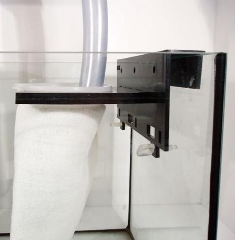 Držák filtrační ponožky 10 a 18 cm - 2