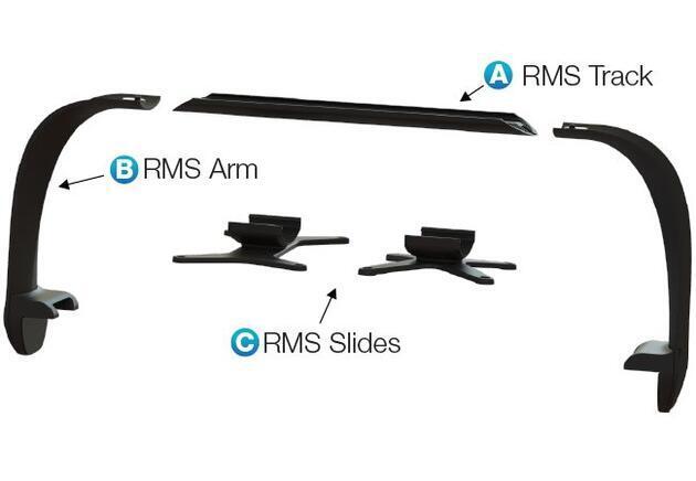RMS Track, 204,47 cm - 2