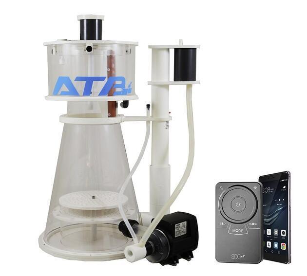 Odpěňovač ATB Normal size s čerpadlem Sicce SDC 4000 Wifi 24 V - 2