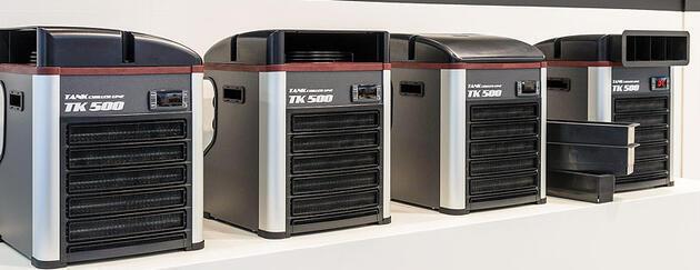 TECO TK 500 WiFi chladící jednotka - 2