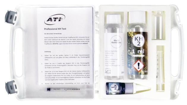 Test ATI KH/alkalinity Professional Test kit - 2