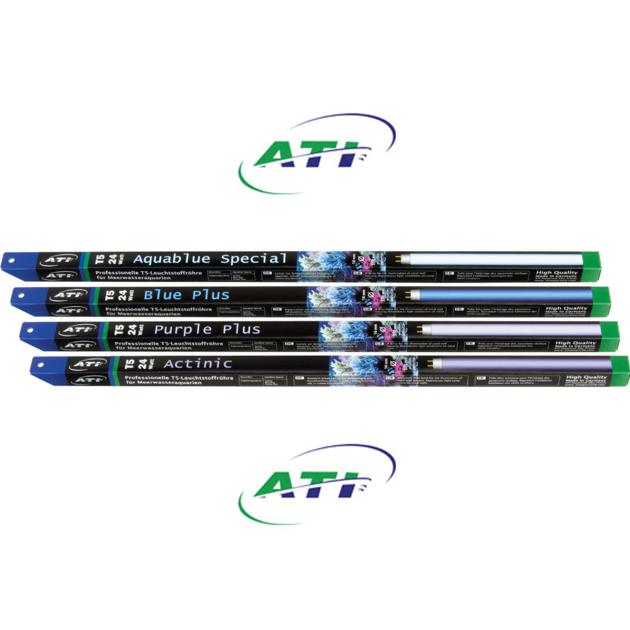 Zářivka T5 - ATI AQUABLUE special 80W ( 1449mm ) - 3
