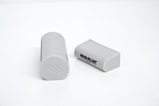 Plovoucí magnetická stěrka pro kulaté rohy do 5 mm - 3