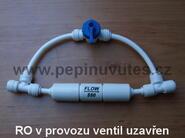 Oplachový ventil membrány pro reverzní osmózu - 3/3