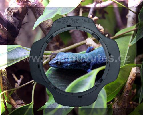 Portal Aquarium Viewer-stěrka na sklo s integrovanou lupou - 3