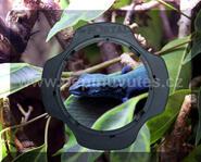 Portal Aquarium Viewer-stěrka na sklo s integrovanou lupou - 3/4