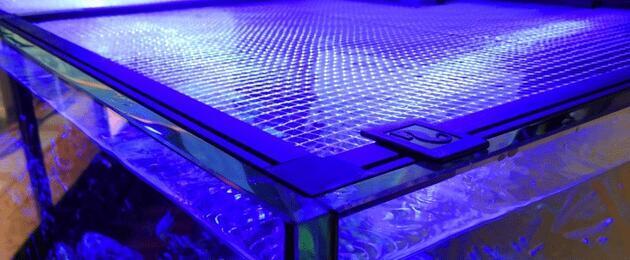 Krycí síť na akvárium Red Sea Tank Net Screen 180 cm - 3