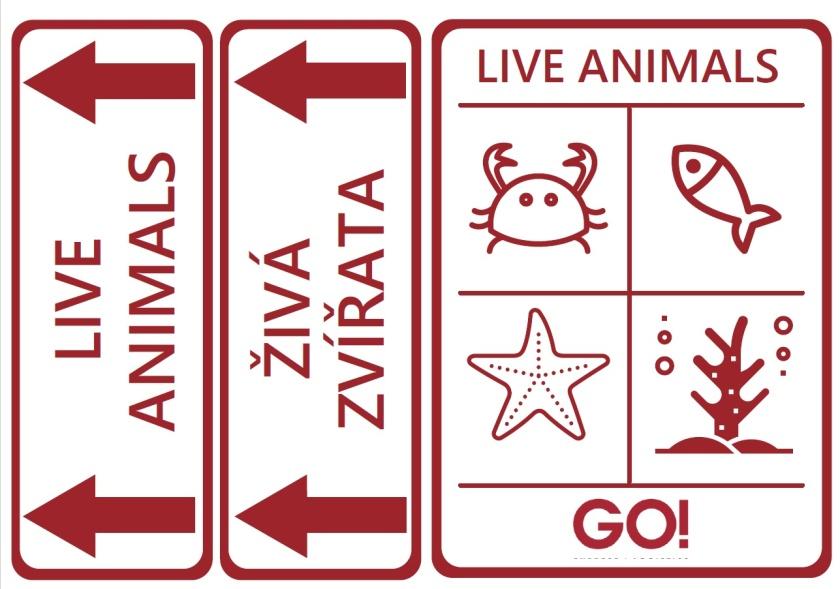 Go express livestock delivery